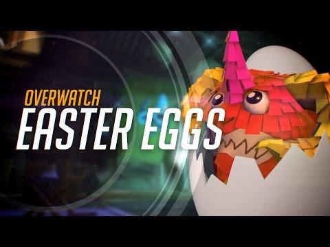Overwatch - Easter Eggs