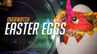 Overwatch - Easter Eggs
