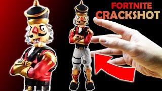 CRACKSHOT de Fortnite (Battle Royal) Polymer Clay Tutorial