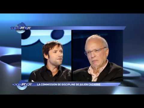 100 % Foot : Julien Cazarre sur Thierry Rolland