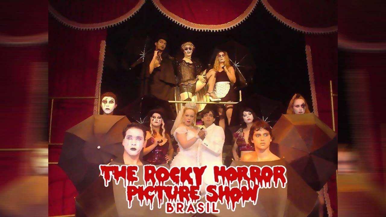 Rocky Horror Picture Show Brasil Toque Toque Toque Me Youtube