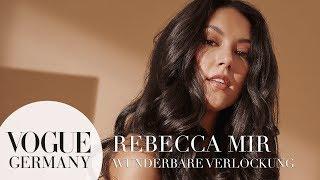 Vogue Präsentiert: Der Dyson Airwrap Hairstyler Mit Rebecca Mir