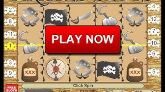 Free Pirate Slots From FreeSlots4U