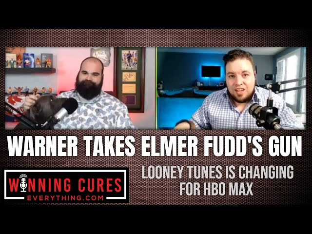 Warner Brothers takes away Elmer Fudd's gun in Looney Tunes on HBO Max