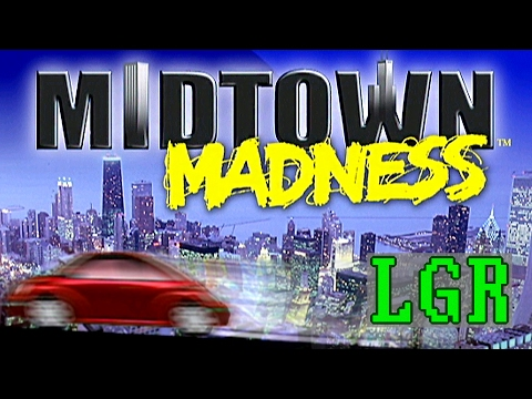 LGR - Midtown Madness - PC Game Review
