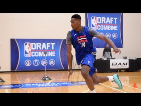 Warriors Select Jones and McCaw in 2016 NBA Draft