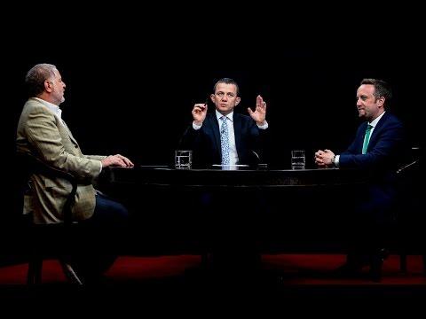 """""""Komiteti Qendror"""" - Mysafir, Baton Haxhiu dhe Dastid Pallaska"""