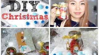 DIY Лучшие подарки на Новый Год Своими Руками