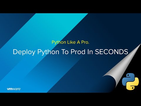 Deploy Python Apps Into Production In Seconds!