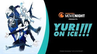 Yuri!!! on ICE Series Marathon | Crunchyroll Movie Night