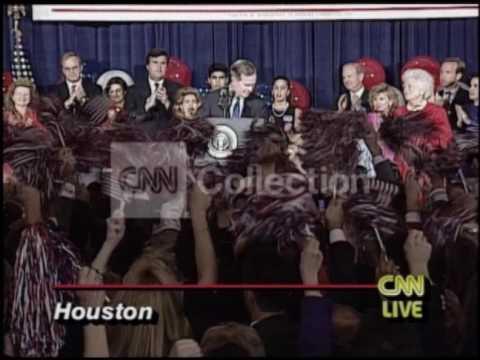ELECTION 1992:BUSH CONCESSION