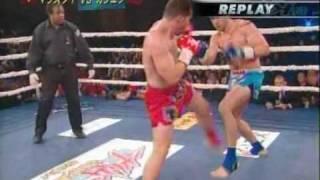 Ruslan Karaev vs Azem Maksutaj. Las Vegas 13.08.2005-PART1