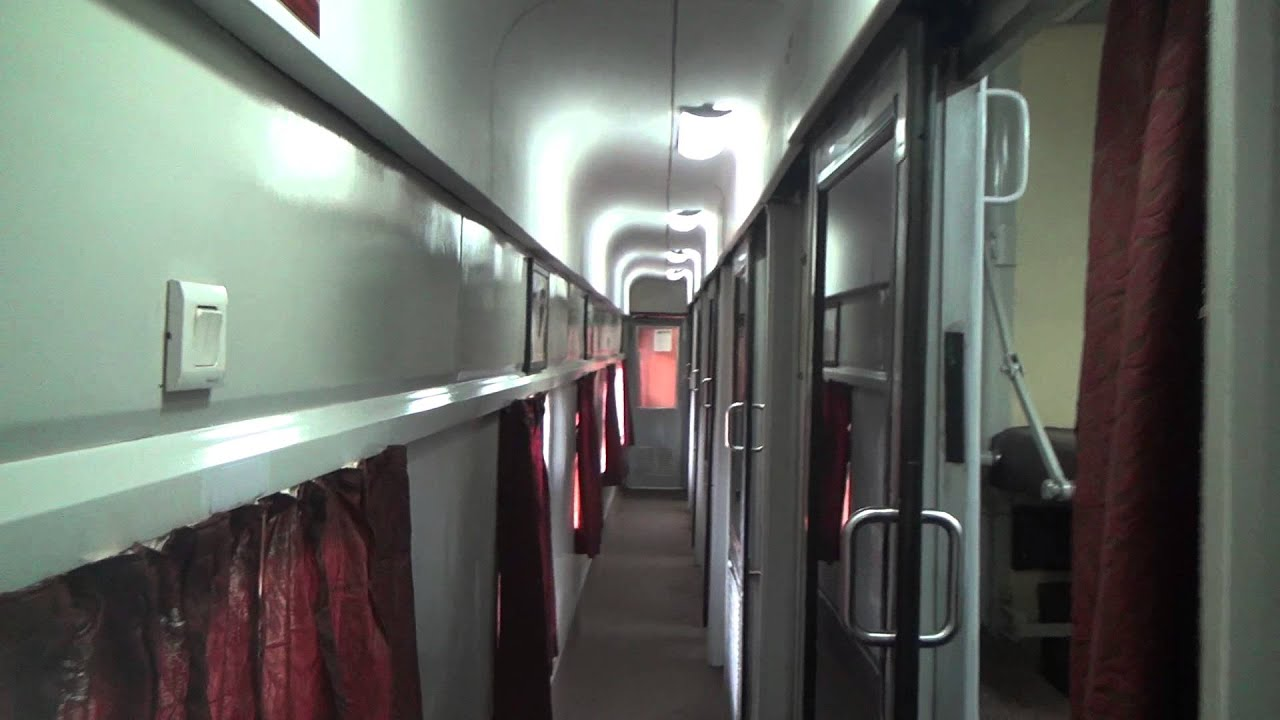 Coupe Amp Cabin First Ac Rajdhani In Indian Railways Youtube