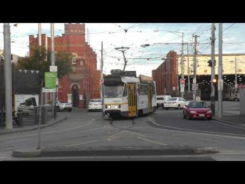 Yarra Trams Malvern Tram Depot Depot Runout April 2016