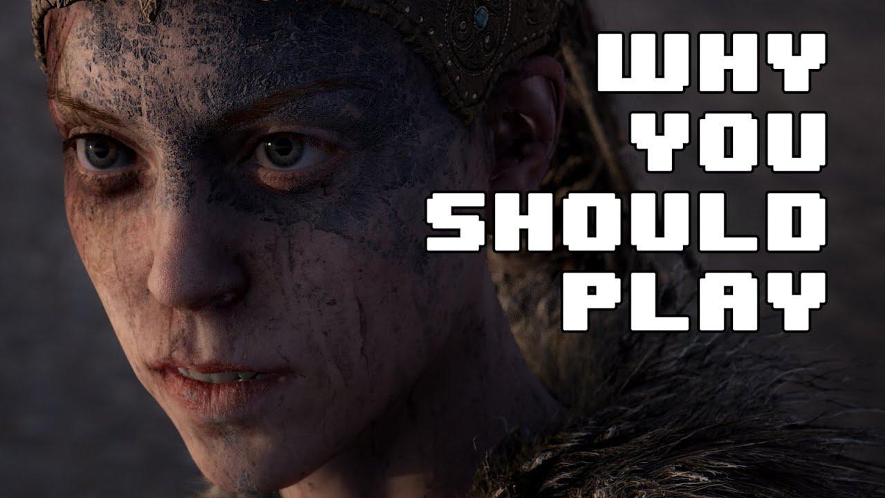 Download Why You Should Play Hellblade: Senua's Sacrifice
