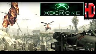 Call of Duty GHOST,HD,Gameplay xBox 360 COD,