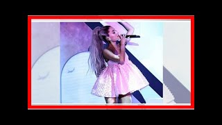 Ariana Grande abrirá los Premios Billboard 2018