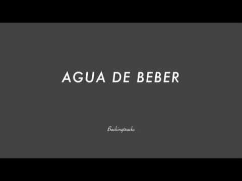 AGUA DE BEBER chord progression (no piano) - Backing Track Play Along Jazz Standard Bible 2