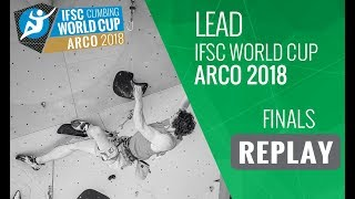 All the information about the event on: http://www.ifsc-climbing.or...