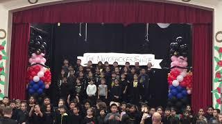 Обучение детей музыке в обычной американской школе.( П.И.Чайковский « Щелкунчик»)