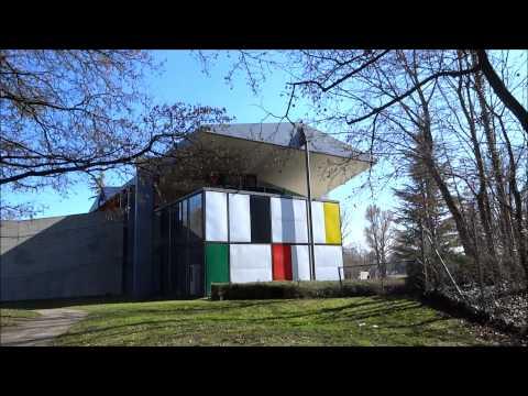 Heidi Weber Museum – Center Le Corbusier, Zurich