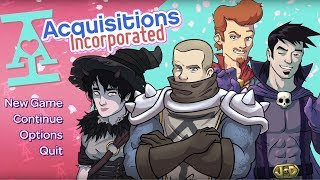 Acquisitions Incorporated:  Switcharoo