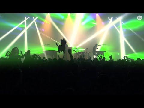 N'to (Live Perc) - Petite (Live Printemps de Bourges 2015)