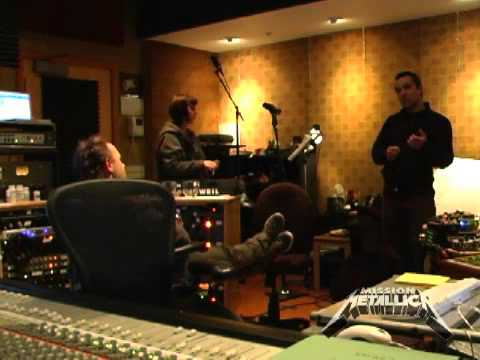 Mission Metallica: Fly on the Wall Clip (August 16, 2008)