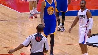 "Chris Paul Ejected After Telling Referee ""Not To Treat Me Like A Child"""