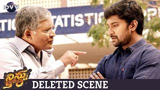 Ninnu Kori Telugu Movie Deleted Scene | Nani | Nivetha Thomas | Aadhi | DVV Entertainments