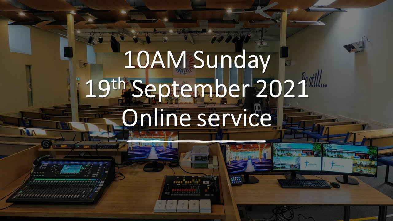 19th September YouTube Service