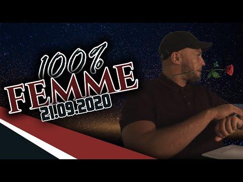 100% FEMME ! RADIO HLIB du 21 Sept. 2020