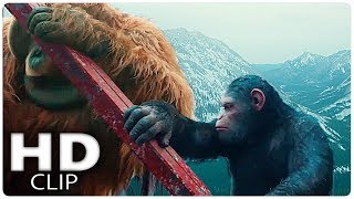 """Планета обезьян Война: """"Плохая обезьяна"""" клип (2017)"""