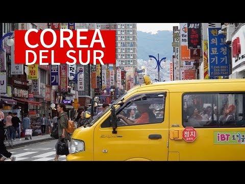 Mi viaje a Corea del Sur: descubriendo Busan | Viaje a Corea del Sur #1
