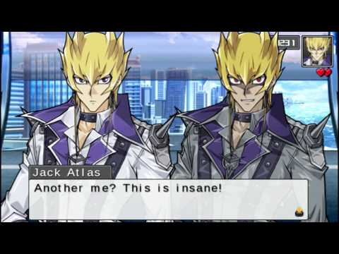 Yu-Gi-Oh! Duel Monsters 5D's Tag Force 5 - Jack Atlas All Story Mode Events
