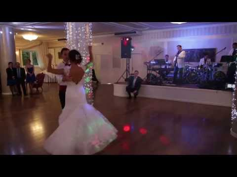 First Wedding Dance - Surprise Bachata - Te Extraño - Xtreme