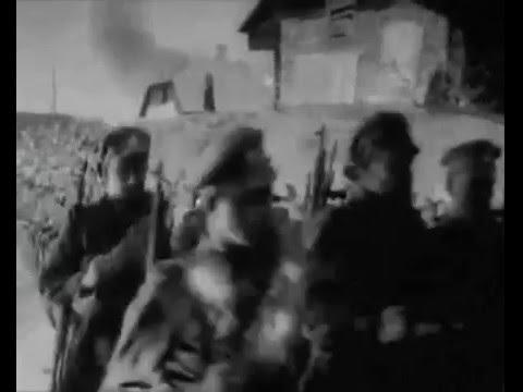Lativian rifleman songs WW1
