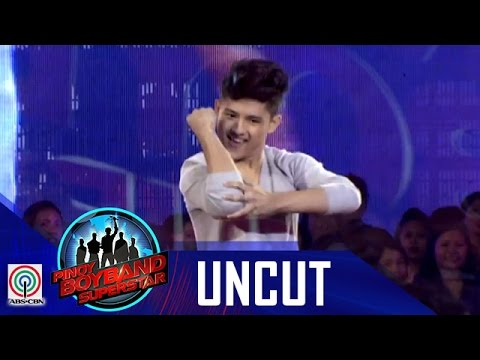 Pinoy Boyband Superstar Uncut: Gabriel Umali's dance performance makes all-female audience in awe