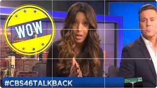 87c295b2a976 Viewer calls a News Anchor Sharon Reed the N WORD ...