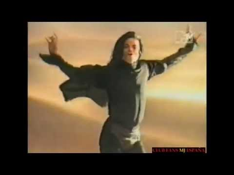 Michael Jackson - DANGEROUS album   PROMO TV SPOTS ADVERTISEMENTS