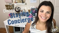 Disney Cruise Line   Staying Concierge
