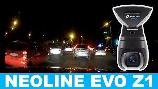 Neoline Evo z1 видеорегистратор ночь(Neoline EVO Z1 видеорегистратор на процессоре Novatek и матрицей Sony. Качество видео Neoline Evo Z1 в ночное время на твердое..., 2016-09-10T10:15:22.000Z)