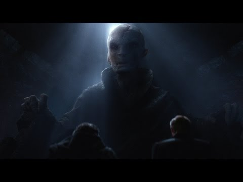 All of Supreme Leader Snoke s in The Force Awakens