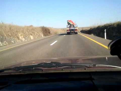 Road: Katsrin - Gamla