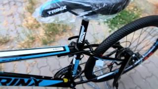 TRINX M136 MAJESTIC จักรยานเสือภูเขา  www.trinx-format.com/bikes ถูกที่สุดส่งฟรี