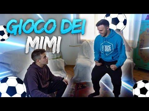 INDOVINA IL CALCIATORE CHALLENGE MIMANDOLO!!!! w/ Fius Gamer, Ohm, T4tino23