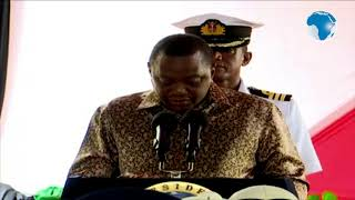 President Kenyatta: We will pursue those who planned and financed DusitD2 attack