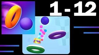 Hoop Stars Game Walkthrough lv1-lv12