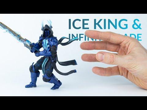 Ice King Infinity Blade Fortnite Battle Royale Polymer