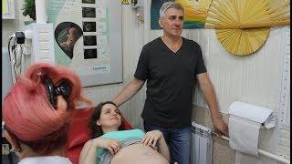 VLOG УЗД 32 тижні вагітності. Похід до лікаря. Скільки я важу? Ремонт. Дівчатка не хочуть в табір.